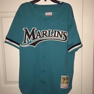 Marlins jersey brand new